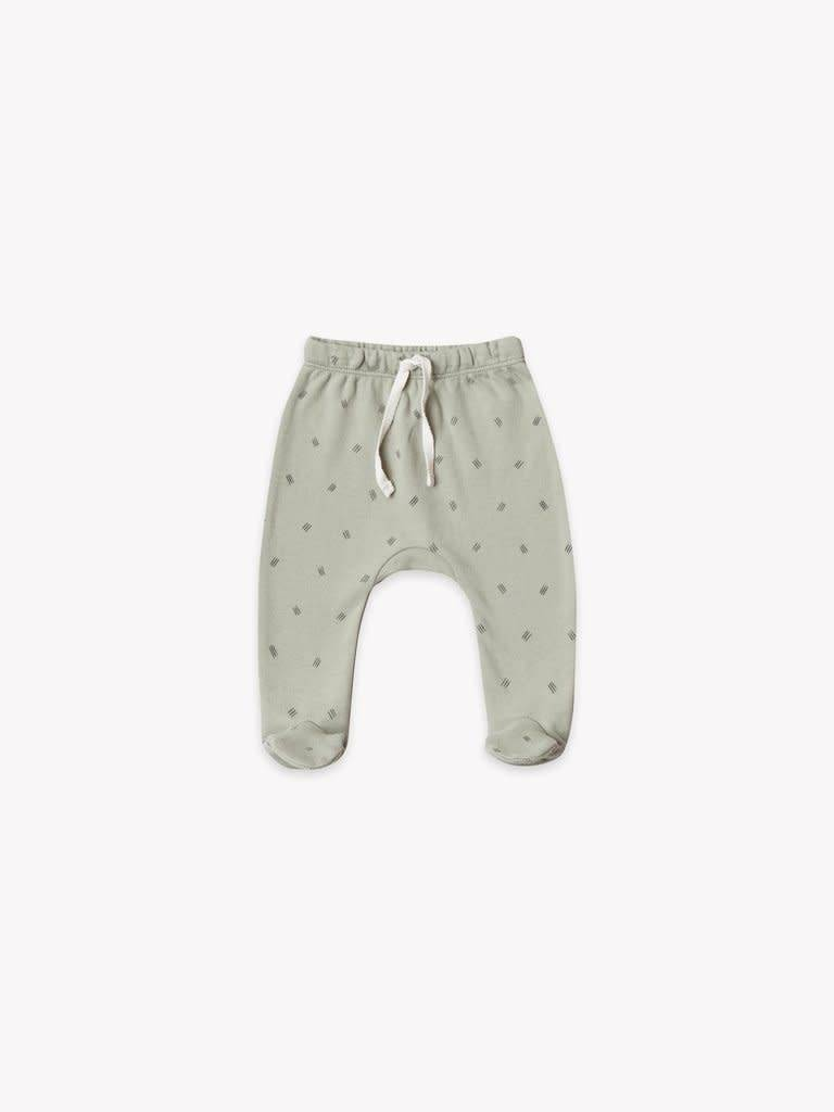 Quincy Mae Organic Footed Pant