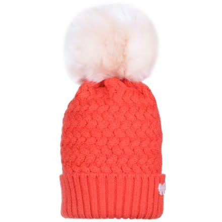 HUCKLEBONES Chunky Merino Pom Pom Hat
