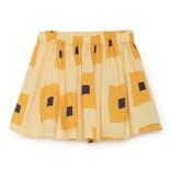 BOBO CHOSES Squares Flared Skirt