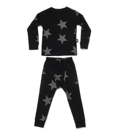 NUNUNU Baby Star Loungewear