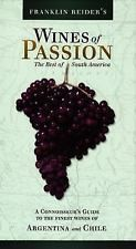 Wines of Passion Book - The Best of South America