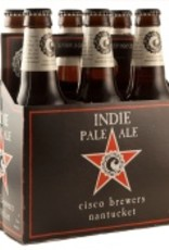Cisco Brewers Indie Pale Ale Bottles 6pk - 12oz