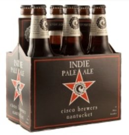 Cisco Brewers Indie Pale Ale Bottles 6pk - 12oz
