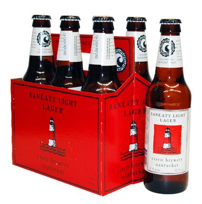 Cisco Brewers Sankaty Light Bottles 6pk - 12oz