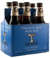 Cisco Brewers Whale's Tale Bottles 6pk - 12oz