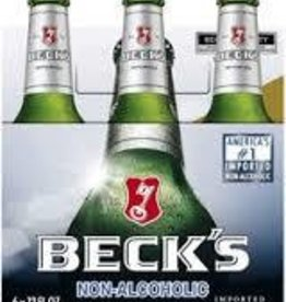 Beck's NA Bottles 6pk - 12oz