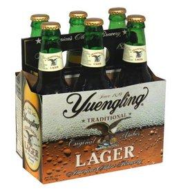 Yuengling Lager Bottles 6pk - 12oz