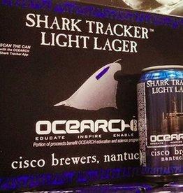 Cisco Brewers Shark Tracker Cans 12pk - 12oz
