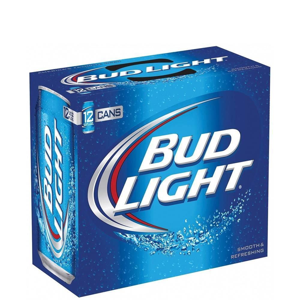 Bud Light Cans 12pk - 12oz