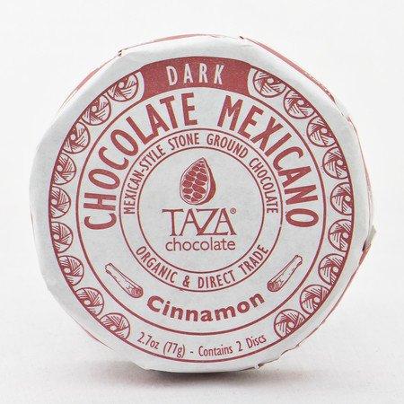 Taza Chocolate Round Cinnamon