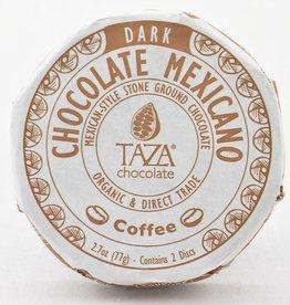 Taza Chocolate Round Coffee