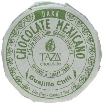 Taza Chocolate Round Guajillo Chili