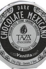Taza Chocolate Round Vanilla