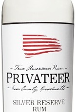 Privateer Silver Reserve Rum 750ml