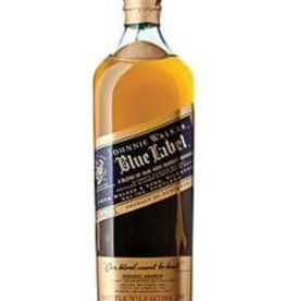 Johnnie Walker Blue Label Scotch 750ml