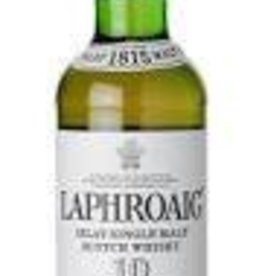 Laphroaig Scotch 10 Yr 750ml