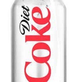 Diet Coke Can 12oz