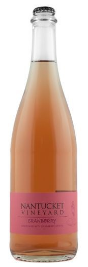 Nantucket Vineyard Sparkling Cranberry Pinot Gris 750ml