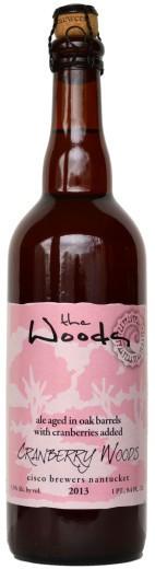 Cisco Brewers Cranberry Woods Single 750ml
