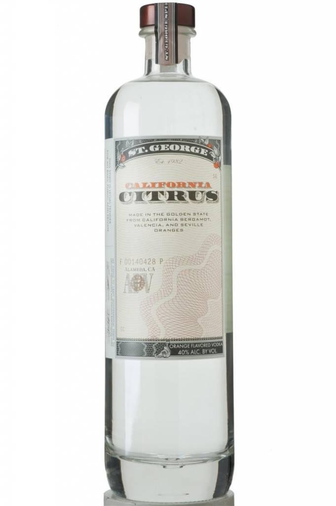 St. George California Citrus Vodka 750ml