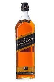 Johnnie Walker Black Label Scotch 750ml