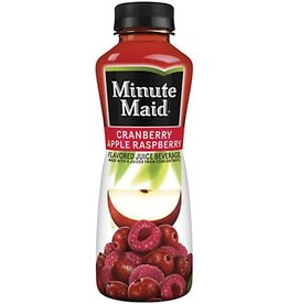 Minute Maid Cranberry Apple Raspberry 12 oz
