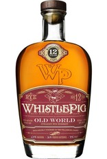"""Whistle Pig 12 year """"Old World"""" Rye 750ml"""