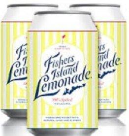 "Fishers Island Lemonade ""Spiked"" Cans 4pk - 12oz"