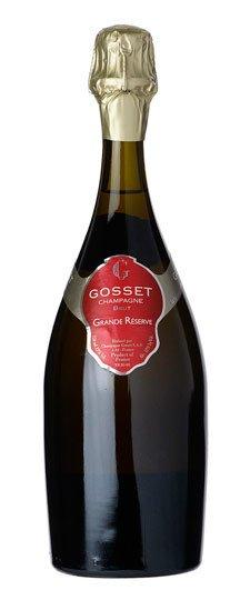 Gosset Grande Reserve Brut NV - 750ml