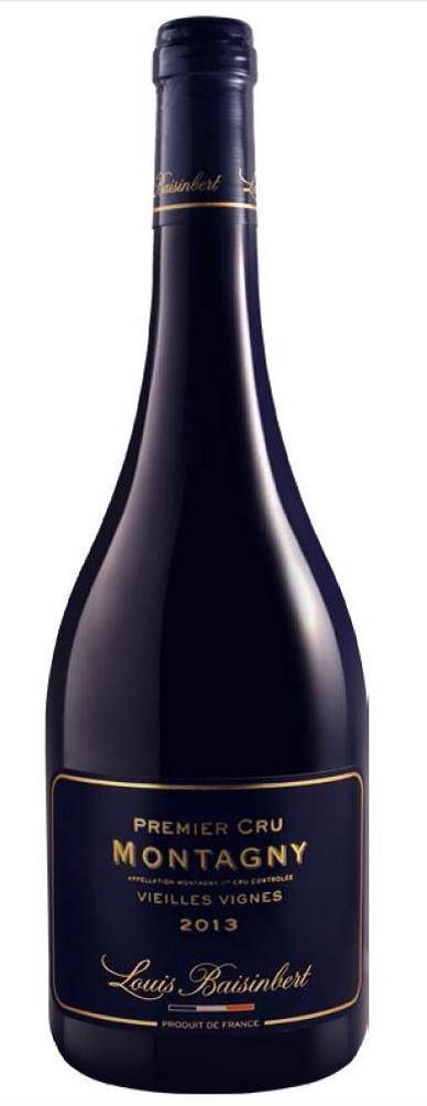 Louis Baisinbert Montagny 1er Cru Vieilles Vignes 2014 - 750ml
