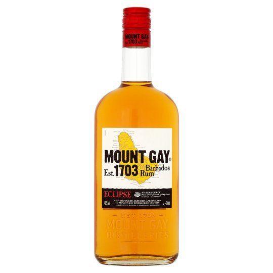 Mount Gay Rum 375ml