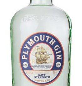 "Plymouth Gin ""Navy Strength"" 750ml"