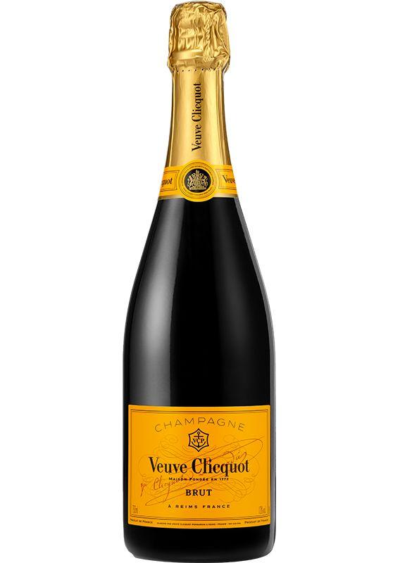 Veuve Clicquot Yellow Label 750ml