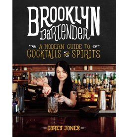 Brooklyn Bartender Book