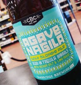 "Cambridge Brewing Company ""Agave Nagila"" Wild Blonde Ale Single - 750ml"