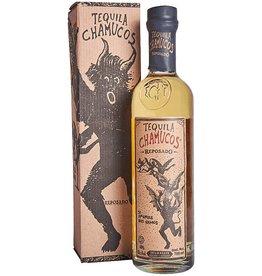 Chamucos Tequila Reposado 750ml