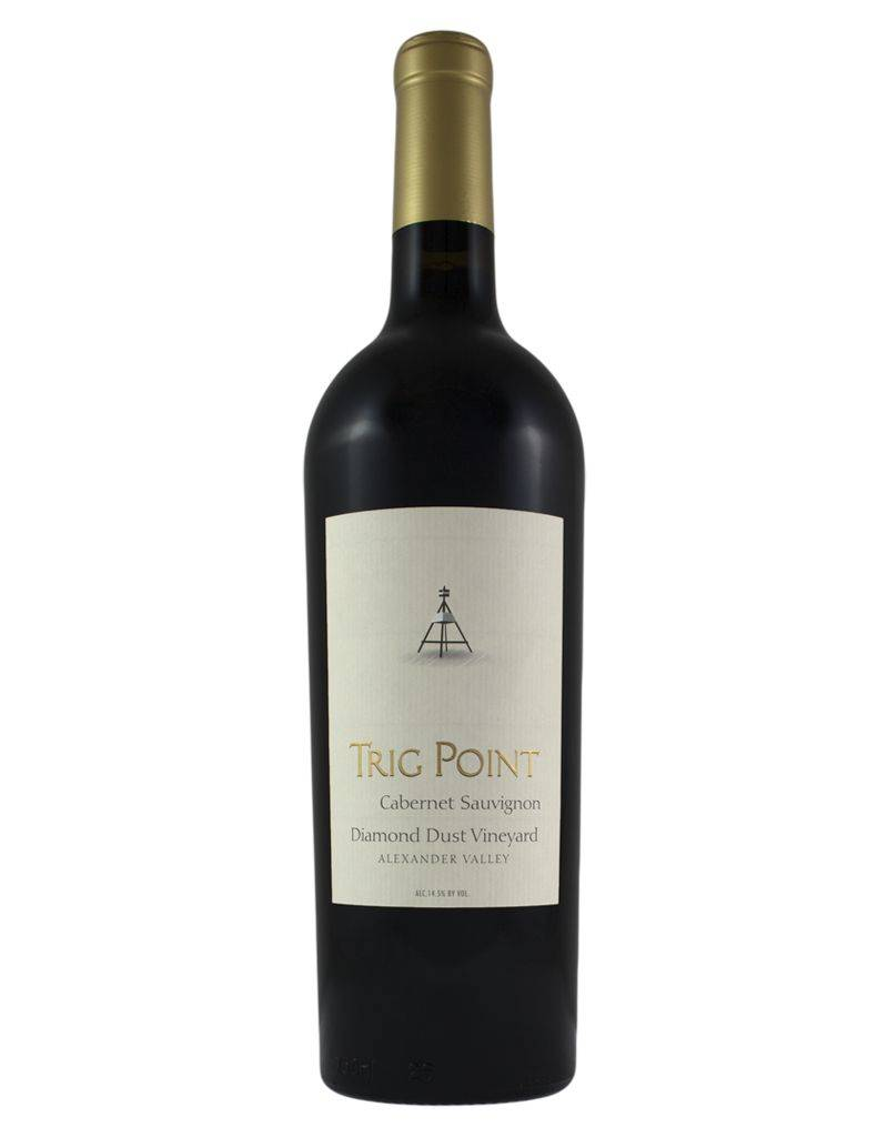 "Trig Point ""Diamond Dust Vineyard"" Cabernet Sauvignon 2014 - 750ml"