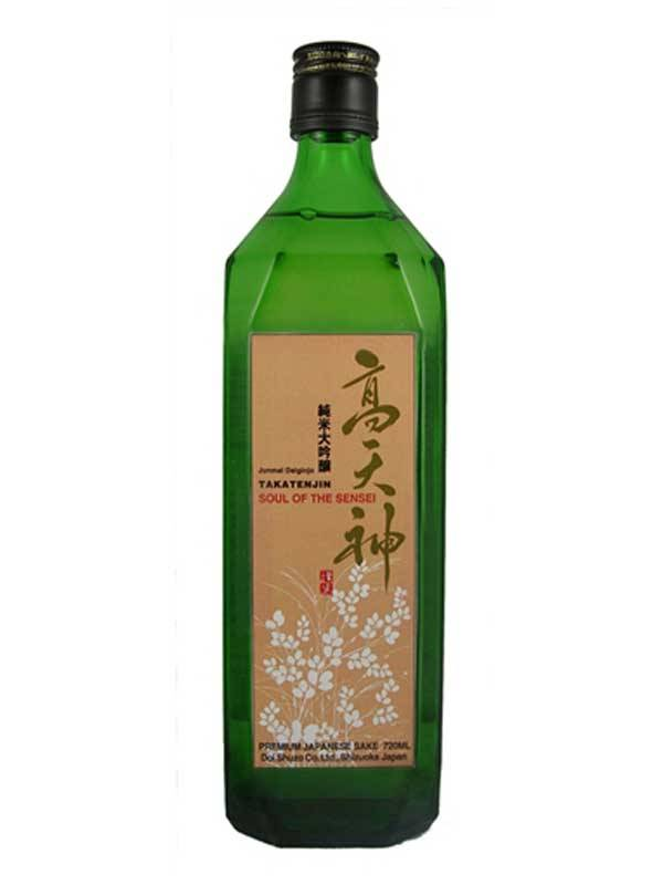 "Takatenjin ""Soul of the Sensei"" Junmai Daiginjo Sake 300ml"