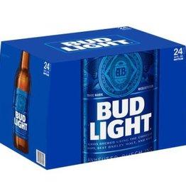 Bud Light Case Bottles 4/6pk - 12oz