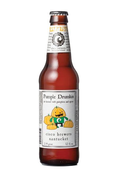 Cisco Brewers Pumple Drumkin Bottles 6pk - 12oz