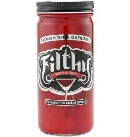 Filthy Red Cherries Jar 8oz