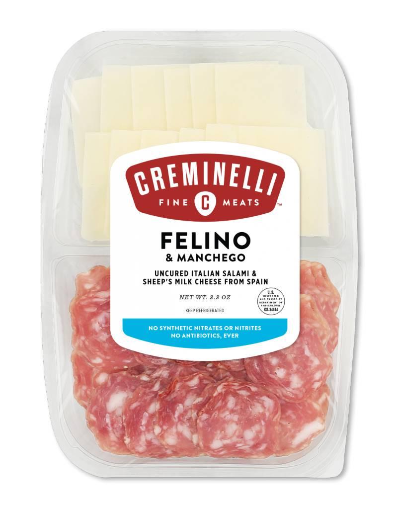 Creminelli Felino + Manchego