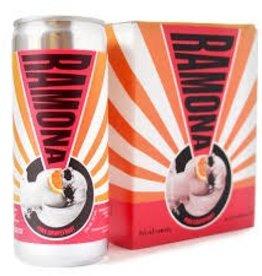 Ramona Ruby Grapefruit Wine Spritz Case Cans  - 12/4pk 250ml
