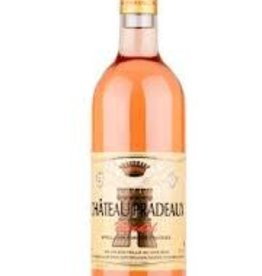 Chateau Pradeaux Bandol Rose 2016 - 750ml