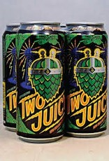 """Two Roads """"Two Juicy IPA"""" Case Cans 6/4pk - 16oz"""