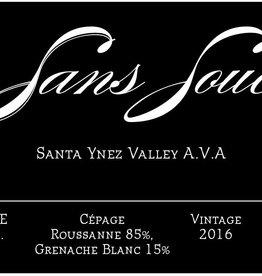 """A-Frame White Blend """"Sans Souci"""" 2016 - 750ml"""