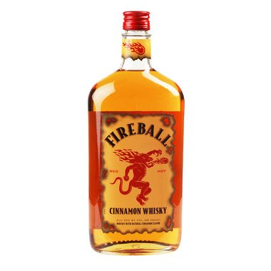 Fireball Cinnamon Whiskey 750ml