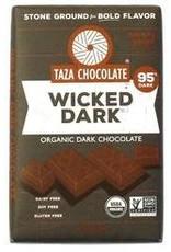 Taza Chocolate Bar Wicked Dark 95% 2.5 oz