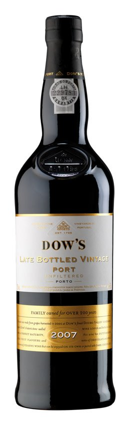 Dow's LBV 2011 Port 750ml