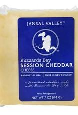 Buzzard's Bay Session Cheddar Cheese 7 oz